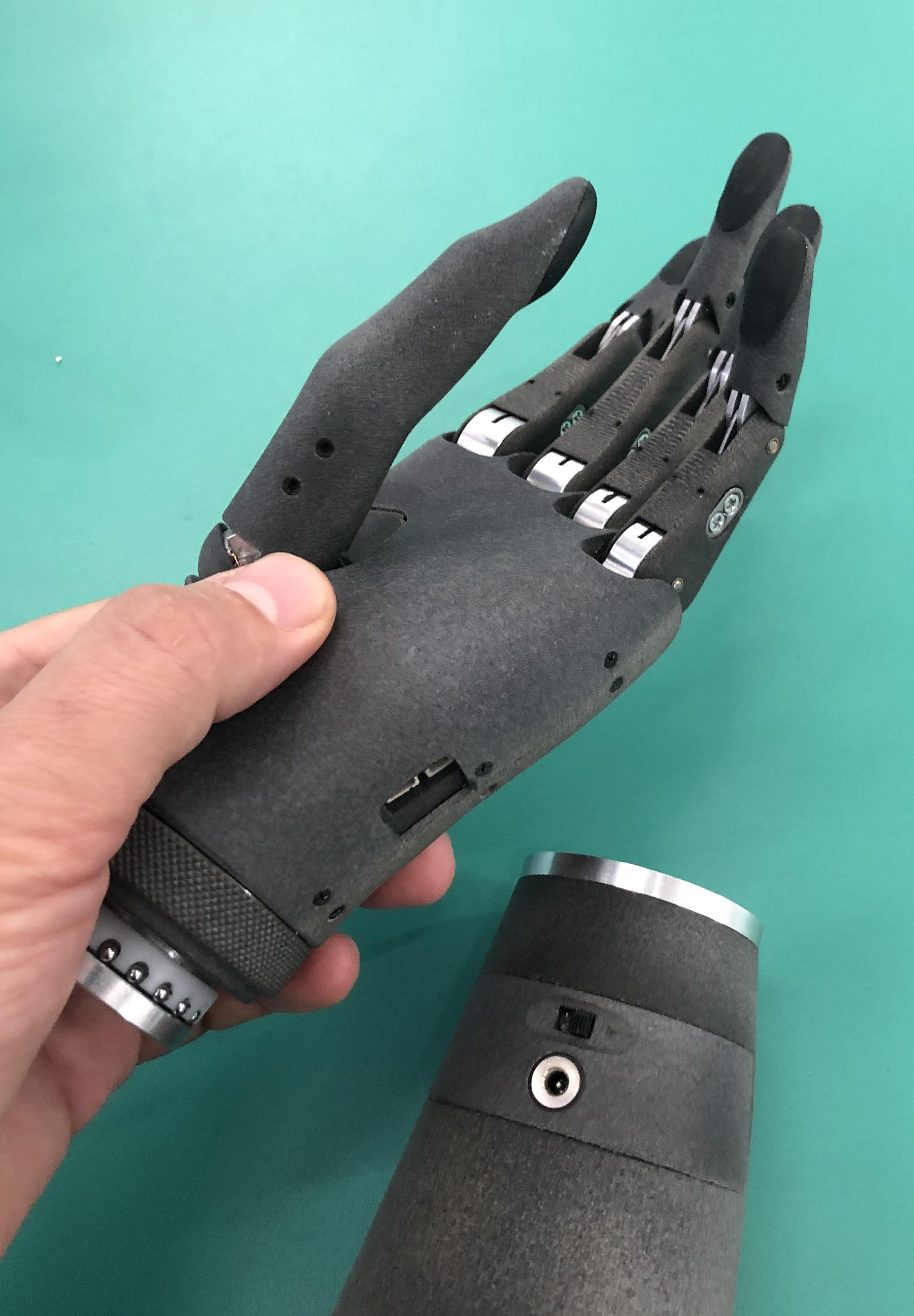 Інженер-конструктор, компанія Esper Bionics